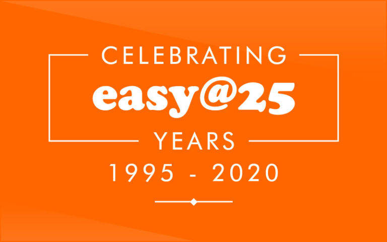 Celebrating easy at 25